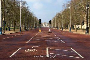 Londyn gotowa trasa zwiedzania dzień 2, The Mall