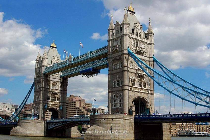 Wycieczka doLondynu nawłasną rękę - Tower Bridge