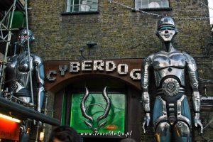 Londyn – gotowa trasa zwiedzania dzień 3 - Cyberdog