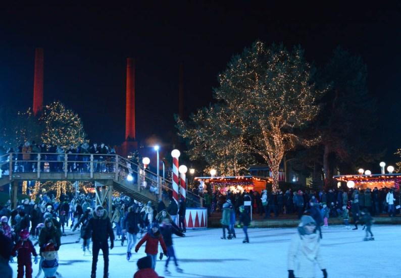 Kerstmarkten in het buitenland