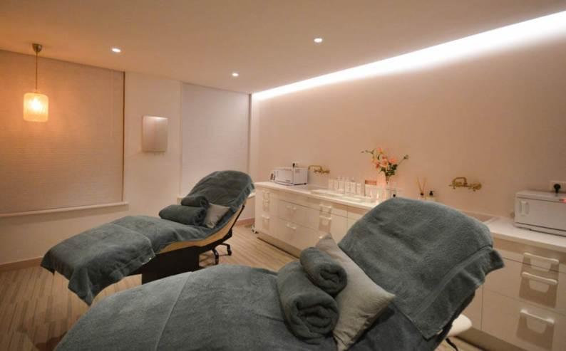 Babassu,city-spa met schoonheidssalon en parfumerie