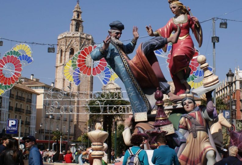 De tips voor reis naar Fallas de Valencia