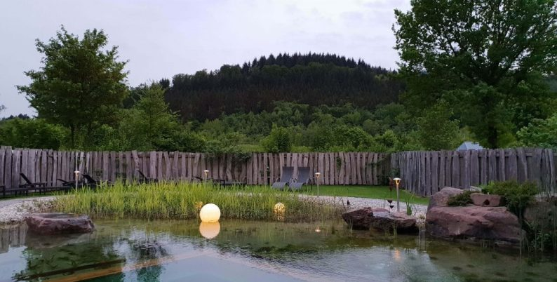 Glamping met wellness in Duitsland