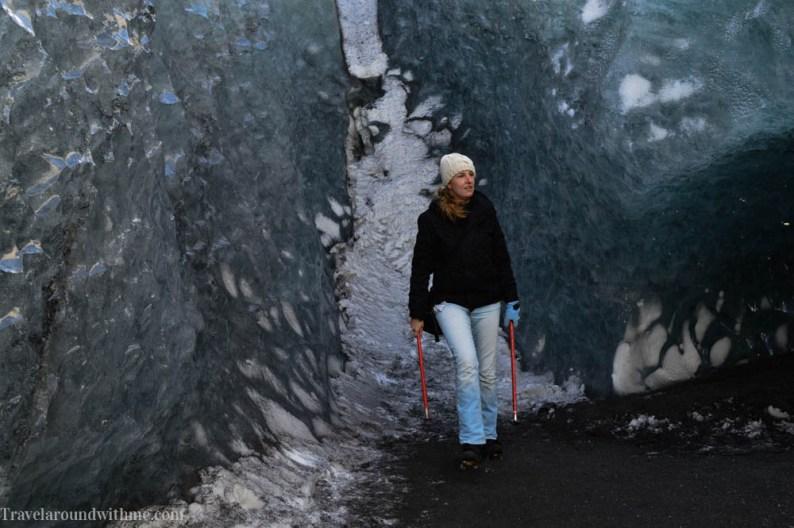 Fotoblog: Gletsjerhiken in IJsland
