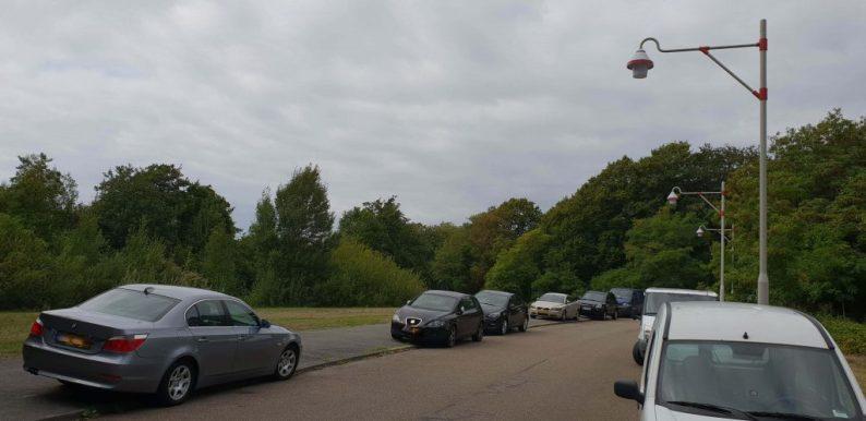 Gratis parkeren in Scheveningen