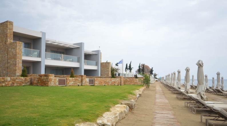 Ikos Resort - Zeezicht appartementen