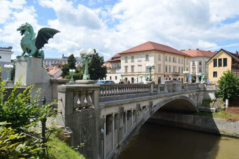citytrip Ljubljana