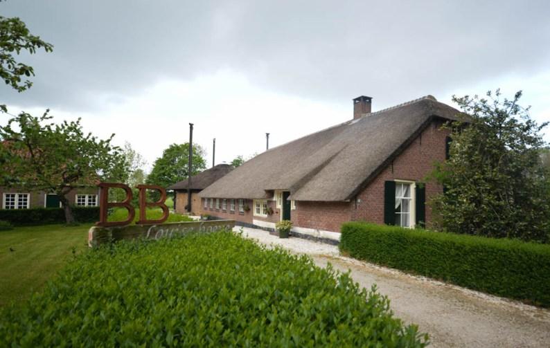 Landgoed Logies Louisehoeve - Linschoten