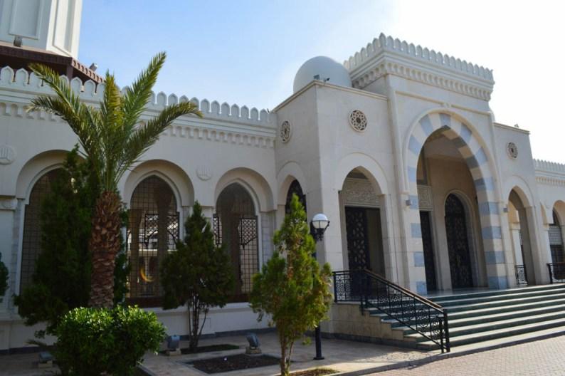Moskee Aqaba