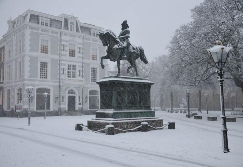 NS wandeling Den Haag