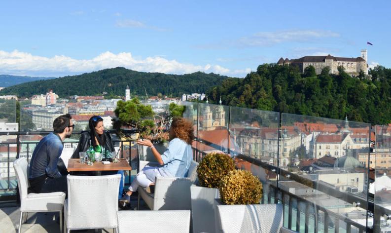 Hotspots Ljubljana