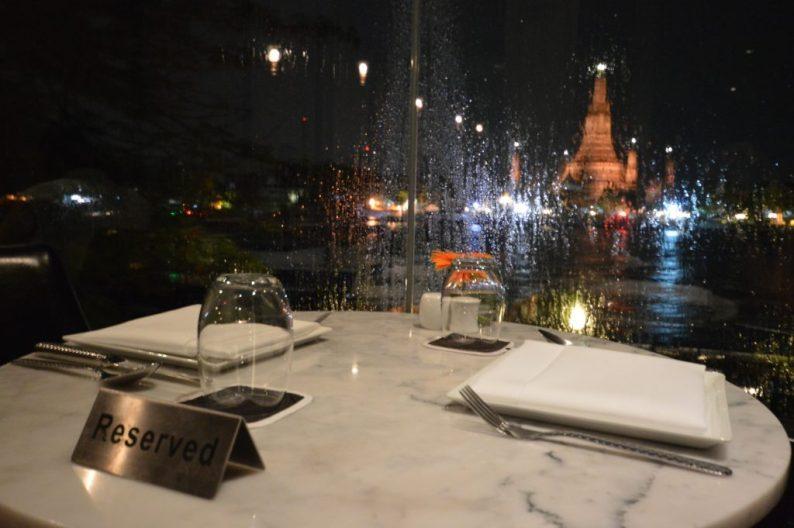 Dineren bij Sala Rattanakosin