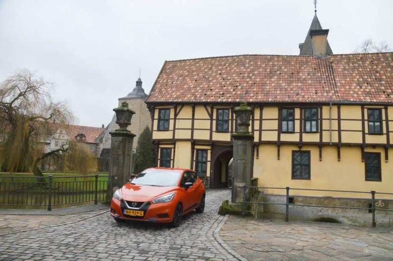 Burchten- en kastelen route Duitsland