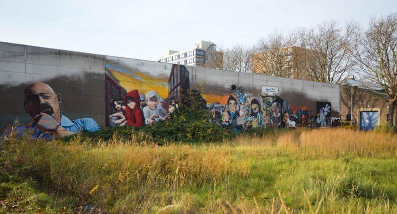 Street Art Den Haag - Laakhaven