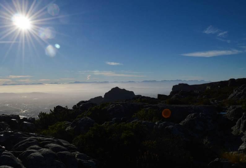 Tafelberg - Kaapstad