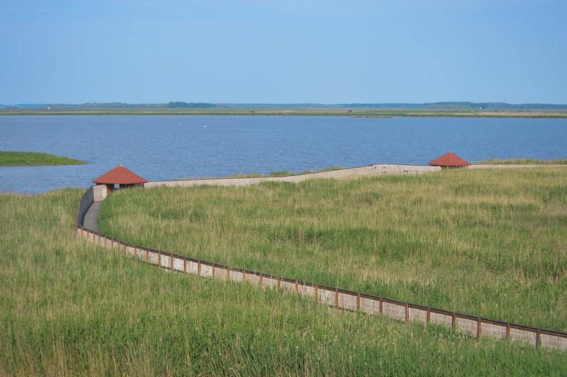 Hortobágy's visvijvers en vogelreservaat