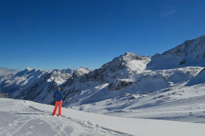 Wintersport Stubai Vallei, Stubaier gletsjer & Schlick 2000