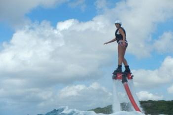 Flyboarden Curacao