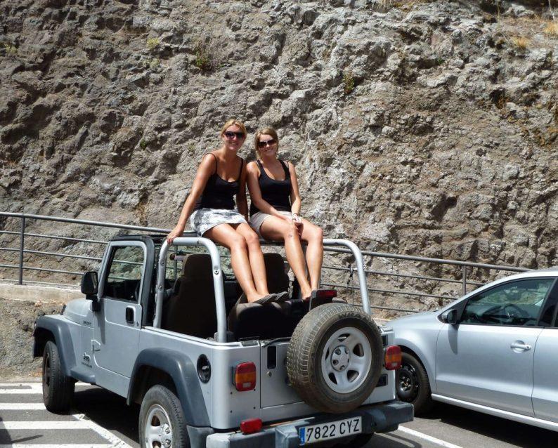 Auto huren Canarische eilanden