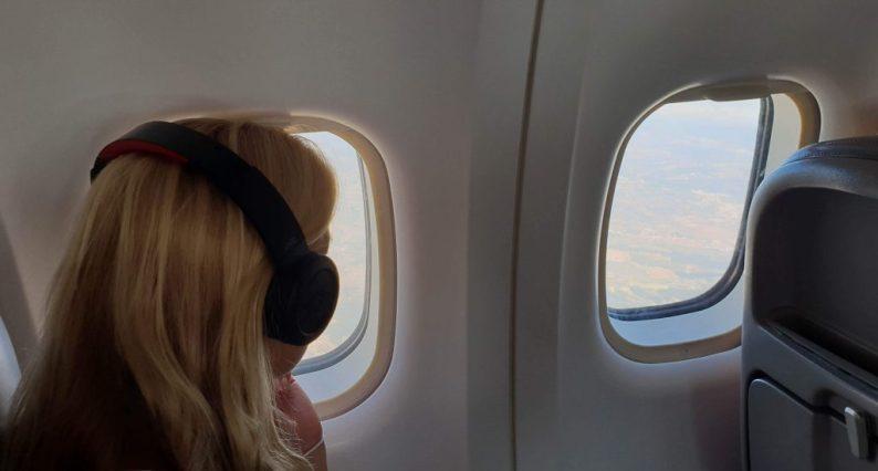 Vliegtuig gadgets