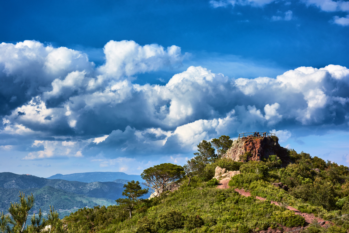 Natural lookout in Tarragona, photography by Eduardo Accorinti