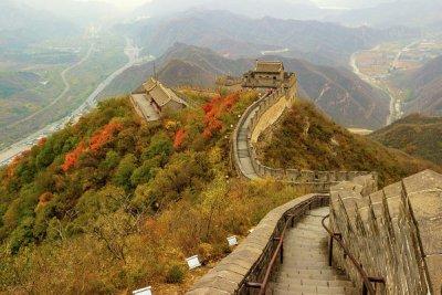 The Great Wall of China By Aashish Vaidya