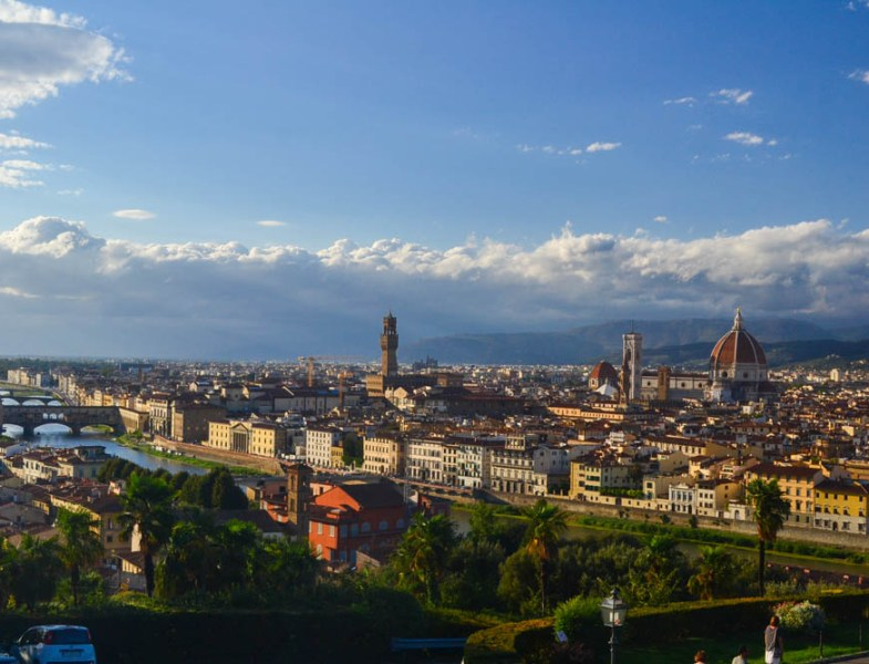 Exploring Florence in 3 days