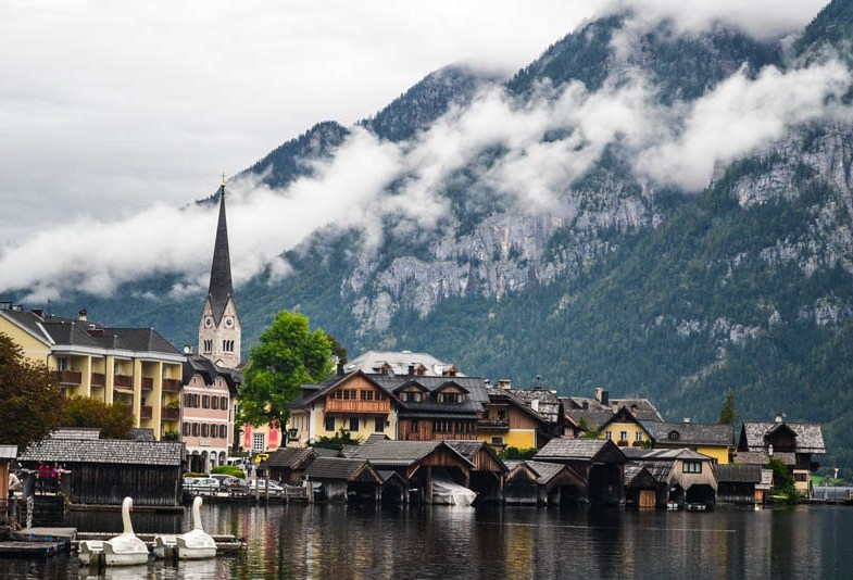 Hallstatt – The picture perfect village of Austria