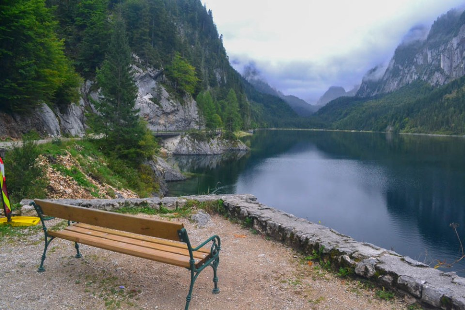 Peaceful Gosausee