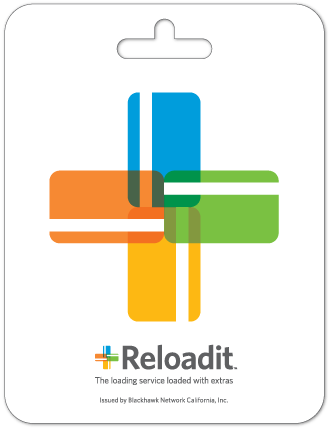 Reloadit Card