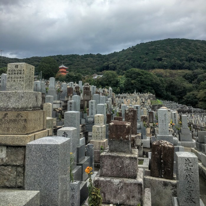 Is it weird that I love cemeteries?