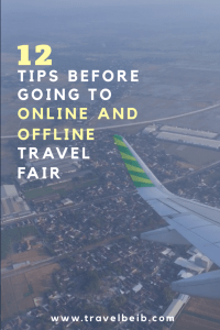 travel fair tips by travelbeib