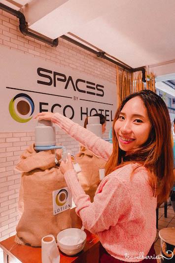 zero waste Eco Hotel