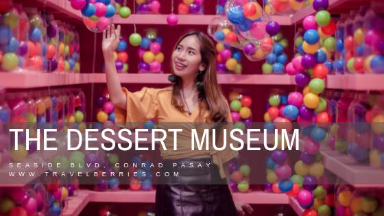 dessert museum manila price