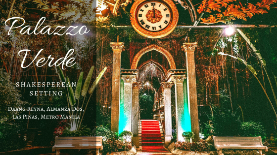 palazzo verde wedding rate