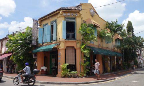 Melaka – 48 Stunden bei den Baba-Nyonya