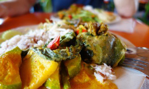 Ein simpler Klassiker: Malaysisches Gemüsecurry