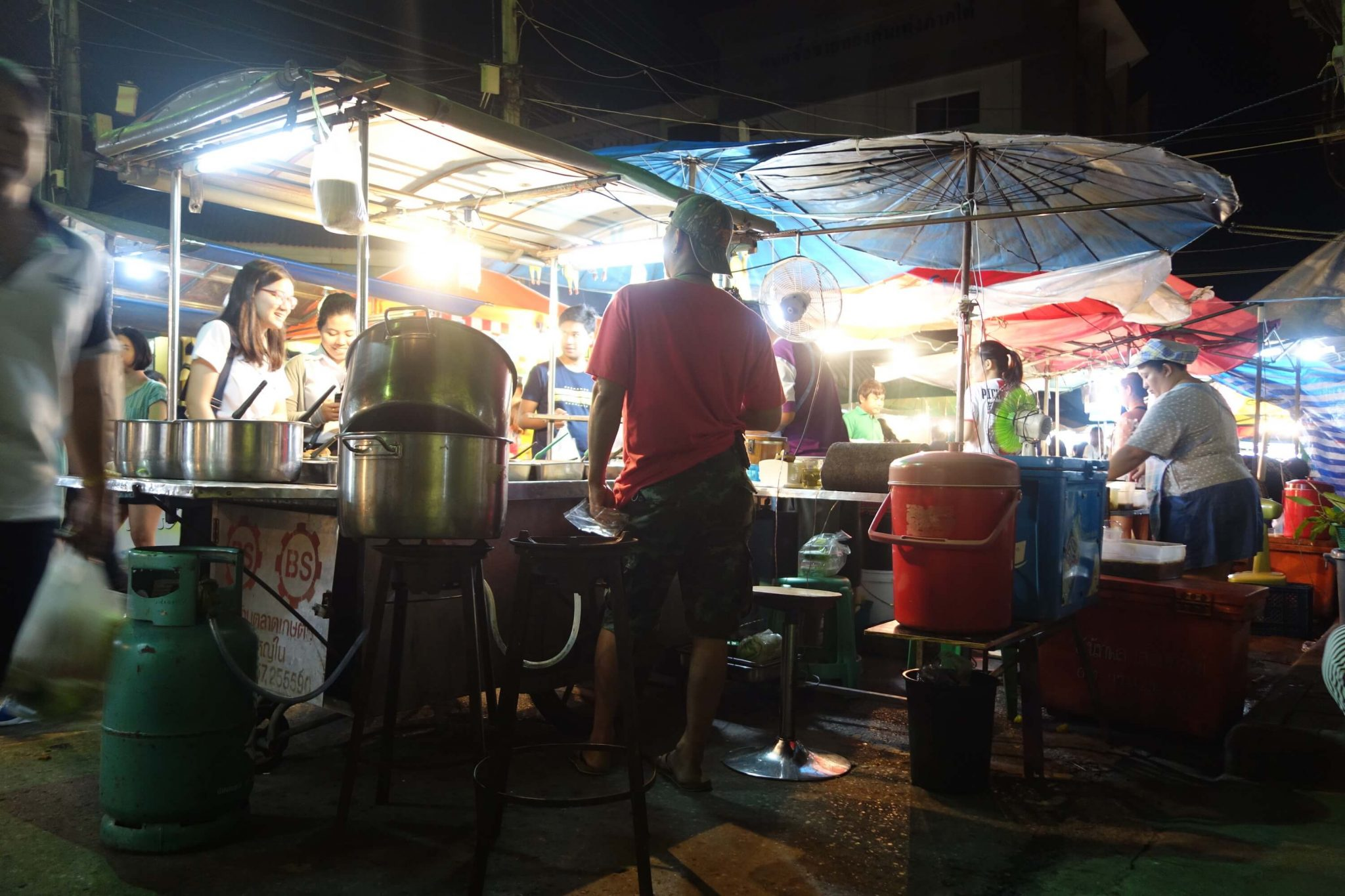 Thailand_SuratThani_Nightmarket_Nachtmarkt_2