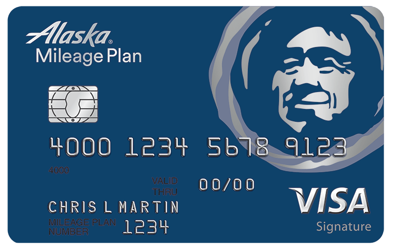 New Benefits for the Alaska Airlines Visa Credit