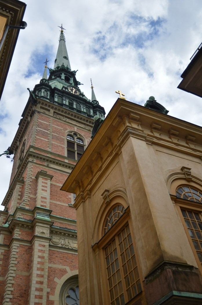 Gamla Stan church