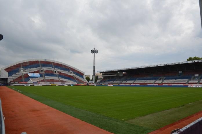 Olomouc, Czech Republic, football