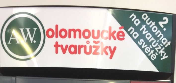 Olomoucké tvarůžky