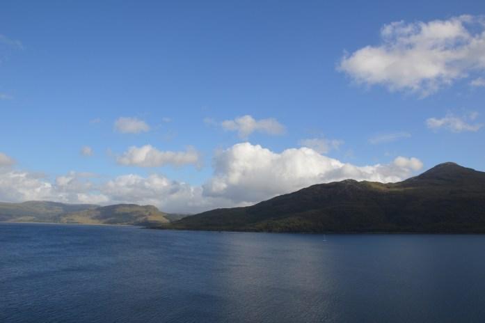 View of Loch Alsh, Kyle of Lochalsh, Scotland