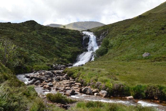 Waterfall at Blackill, Isle of Skye, Scotland