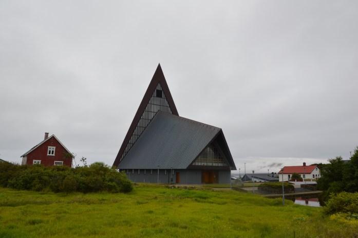Vesturkirkjan, Tórshavn, Faroe Islands