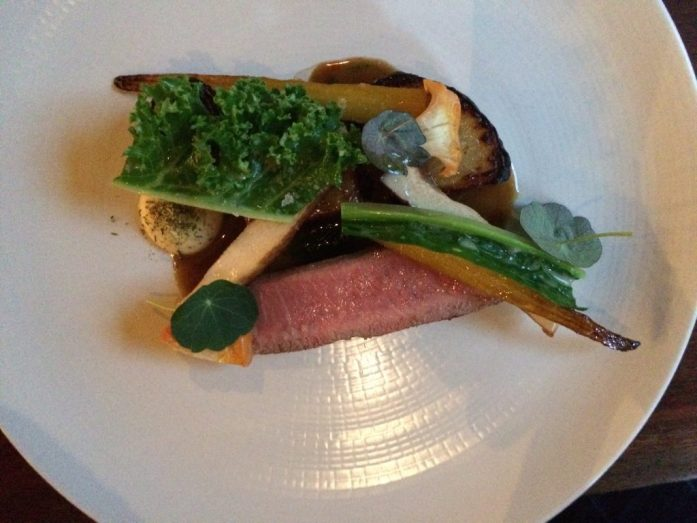 Lamb at Timberyard, Edinburgh, Scotland