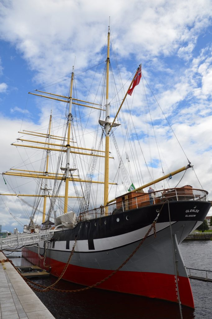 The Tall Ship, Glasgow, Scotland