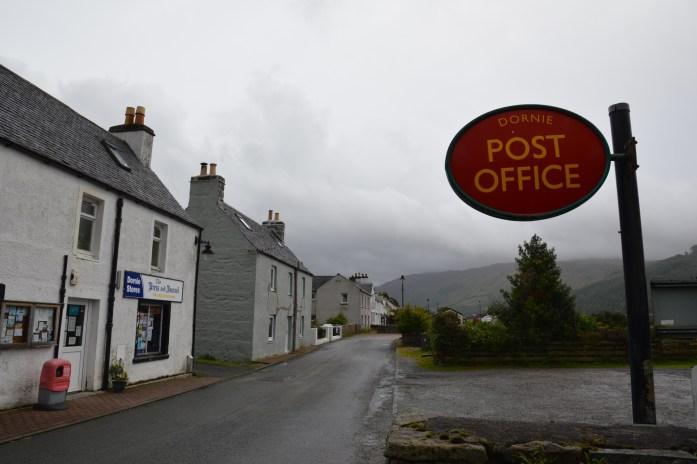 Village of Dornie, Scotland