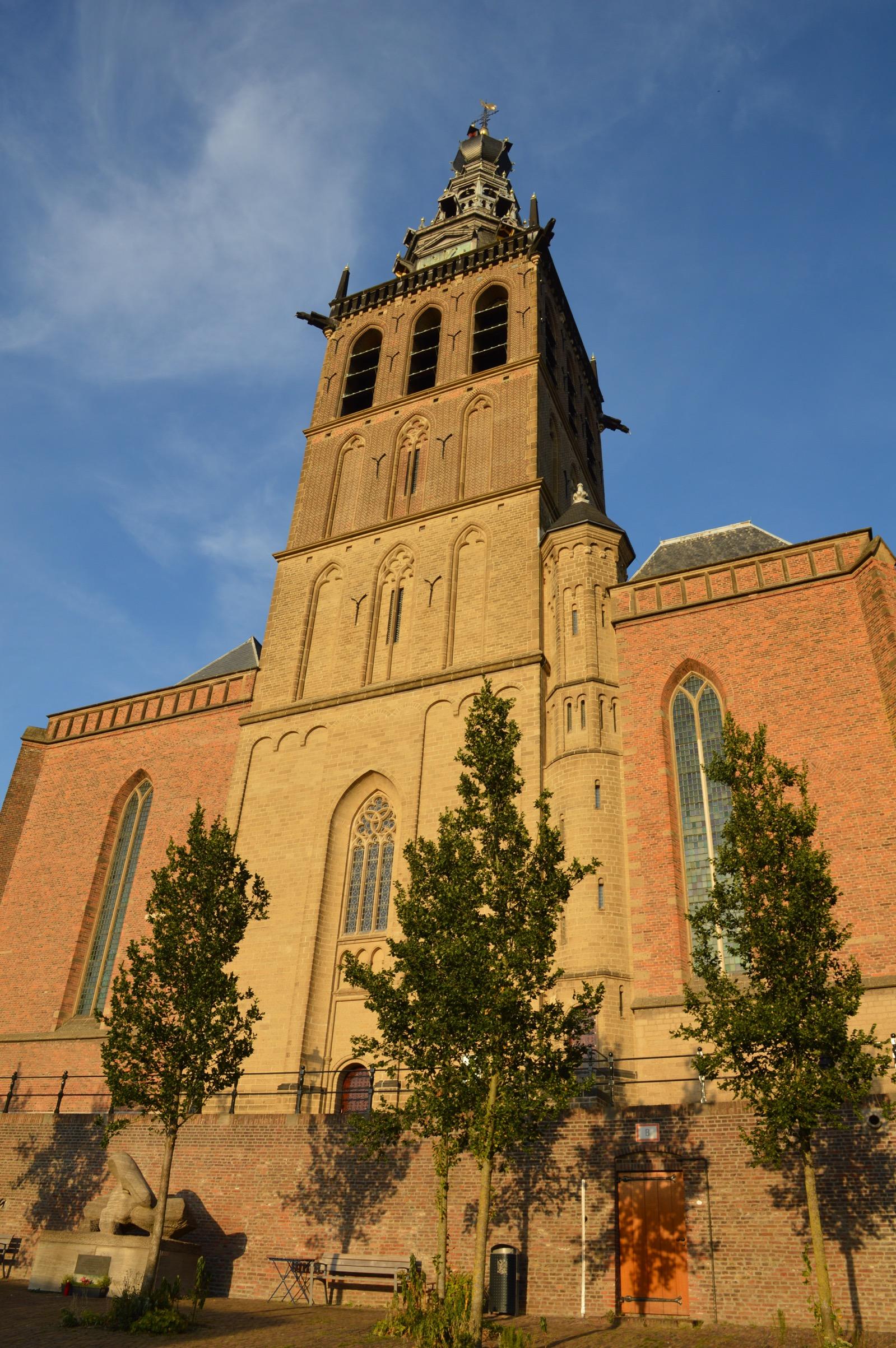 Stevenskerk, Nijmegen, the Netherlands