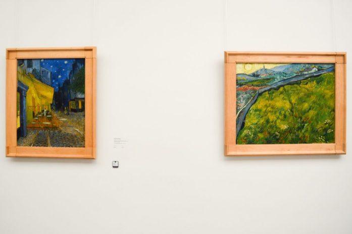 Van Gogh, Kröller-Müller Museum, the Netherlands